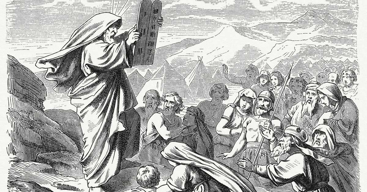 Dipimpin Tuhan (Bilangan 10 : 29-36)