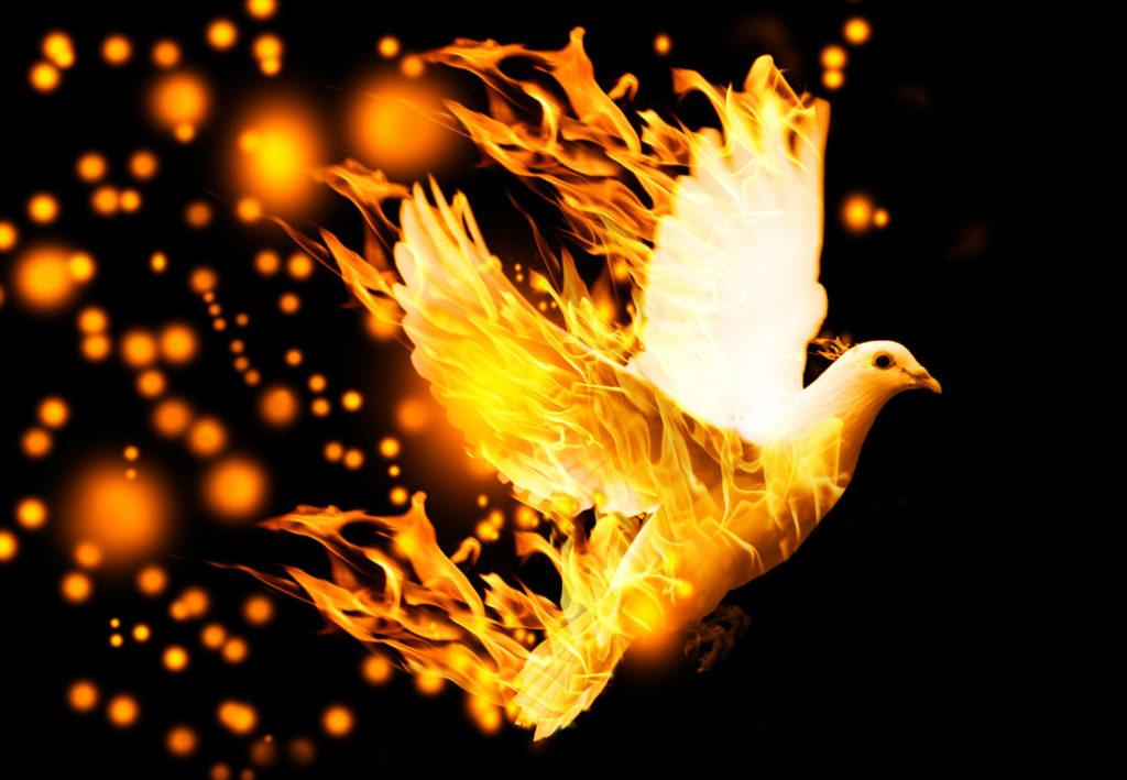 Kuasa Roh Kudus (Kisah Para Rasul 1 : 6-11)